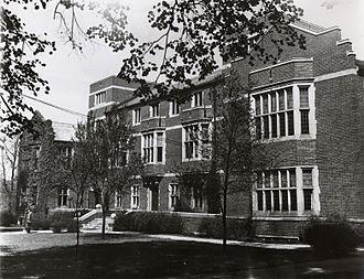Alumni Hall (Vanderbilt University) - Image: Alumni Hall at Vanderbilt University