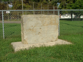 Alvin Illinois tornado marker.png
