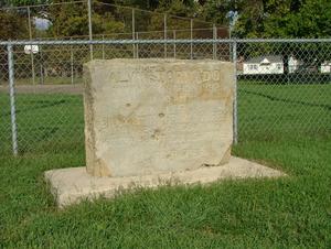 Alvin, Illinois - 1942 tornado marker