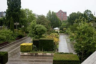 park in Copenhagen