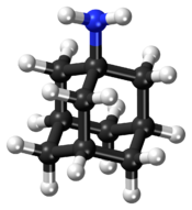 Amantadine ball-and-stick model.png
