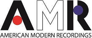 American Modern Recordings - Image: American modern recordings logo