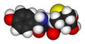 Amoxicillin-3D-vdW.png