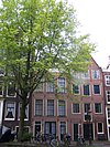 amsterdam lauriergracht 73 and 75 across