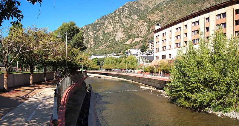 File:Andorra la Vella - river.jpg