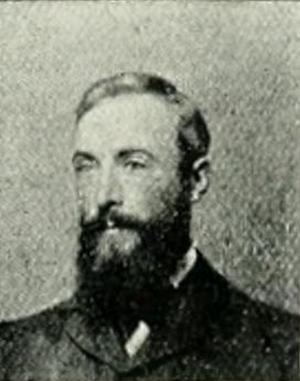 André Dauchez - Photographic portrait (before March 1900)