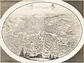 Andre Berard, Bird's eye view of the city, 1912 - National Library of Australia.jpg