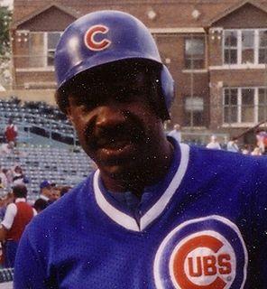 Andre Dawson American baseball player