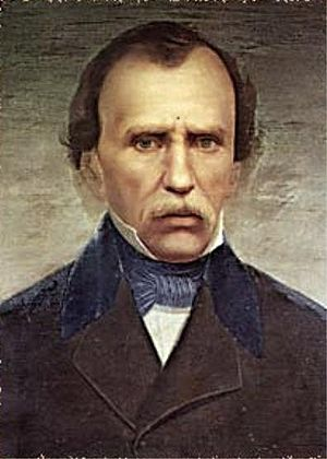 3 September 1843 Revolution - Andreas Metaxas, one of the conspirators.