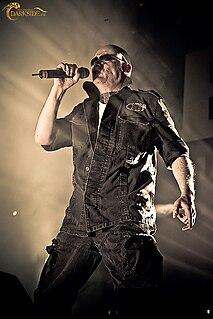 Andrew Eldritch British singer