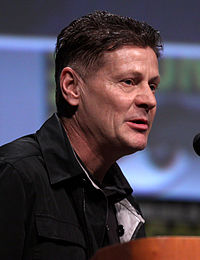 Andrew Niccol på San Diego Comic-Con International 2012.