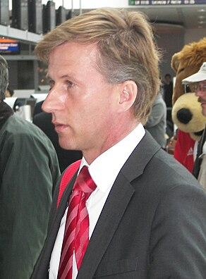 Dutch football manager