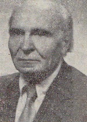 Andrzej Alexiewicz - Portrait from Kronika Miasta Poznania, 1988