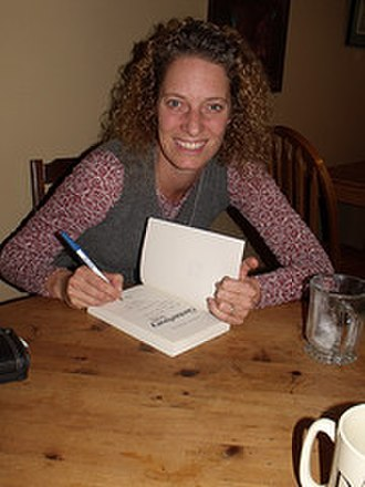 Angie Abdou - Angie Abdou (Canadian Fiction Writer and novelist)