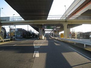東京都道・埼玉県道106号東京鳩ヶ谷線