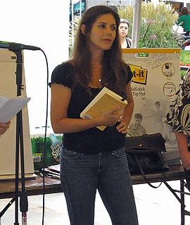 Ann Brashares American childrens writer