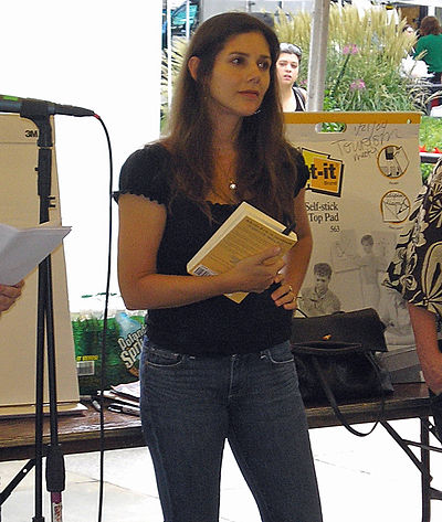 Picture of an author: Ann Brashares