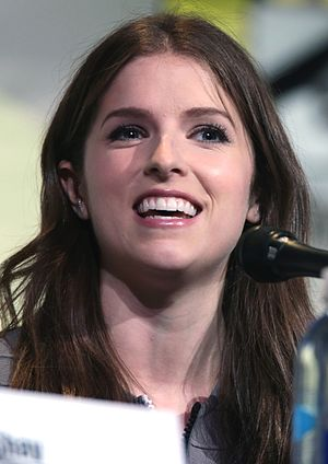 Anna Kendrick - Kendrick at the 2016 San Diego Comic-Con International promoting Trolls