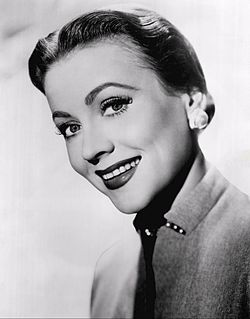 Anne Jeffreys American actress and singer