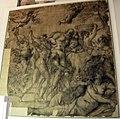 Annibale carracci, cartone per l'affresco del trionfo di bacco sulla volta di pal franese a roma.JPG