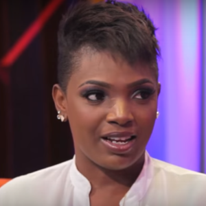 Annie Macaulay-Idibia - Image: Annie Idibia on Ndanitv The Jiuce 01