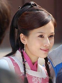 Annie Man Hong Kong actor