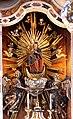 Anno 1200 schuf ein Künstler (aus Verona?) die Plastik der stillenden Madonna im Dom zu Bozen, Südtirol. 01.jpg