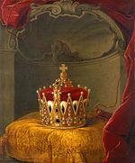 Afbilled den østrigske ærkehertugkrone