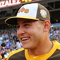 Anthony Rizzo during the T-Mobile -HRDerby. (28291310660).jpg