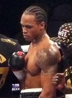 Anthony Yarde English boxer