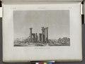 Antinoë (Antinoöpolis). Vue du portique du Théatre (NYPL b14212718-1268150).tiff