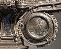 Antonio del pollaiolo e betto betti, Croce-ostensorio dell'Opera del Duomo, post 1457, 15.JPG