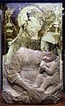 Antonio rossellino (attr.), frammenti di una madonna delle candelabre, 02.jpg