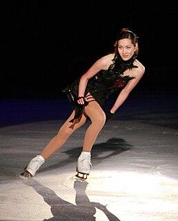 Shizuka Arakawa Japanese figure skater