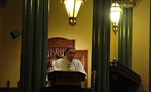 Henry J. Mansell - Image: Archbishop Henry Mansell