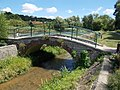 Arched bridge over Séd, 2016 Veszprém.jpg