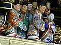 Architectural Detail - Toshogu Shrine - Nikko - Japan - 03 (48042207946).jpg