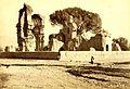 Archivo General de la Nación Argentina 1890 aprox Mendoza, Ruinas Jesuitas.jpg