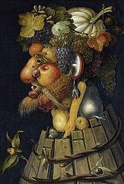 Otoño de Giuseppe Arcimboldo