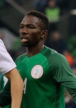 Image illustrative de l'article Kenneth Omeruo