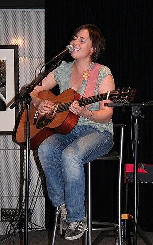 Ariane Moffatt - Ariane Moffatt in Paris, 2006