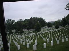 Arlington National Cemetery Observes Memorial Day, President Obama Attends