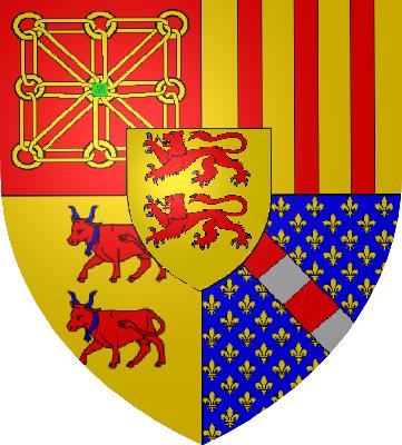 Armoiries Navarre Foix