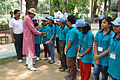 Arup Roy Meets Participants - Summer Camp - Nisana Foundation - Sibpur BE College Model High School - Howrah 2013-06-09 9703.JPG