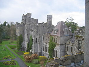 Arthur Guinness, 1st Baron Ardilaun - Ashford Castle