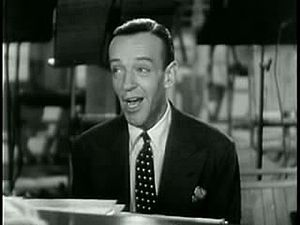 "Bernie Hanighen - Fred Astaire singing Hanighen and Mercer's ""Poor Mr. Chisholm"" in Second Chorus (1940)"