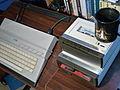 Atari 130XE, Atari 1010, Atari 1050.jpg
