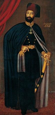 Athanasios Karantz(ou)las - Sultan Mahmud II - Google Art Project.jpg