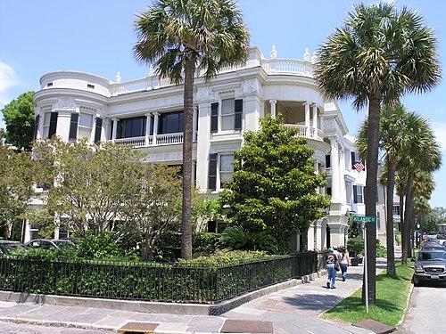 Charleston mailbbox