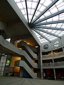 Cole nationale sup rieure d 39 architecture de lyon wikip dia for Ecole architecture interieur